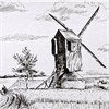 The windmill of Lignerolles